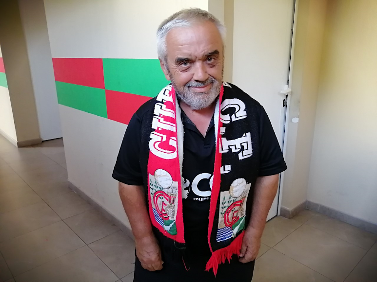 Andrés Soler, un grande del fútbol.