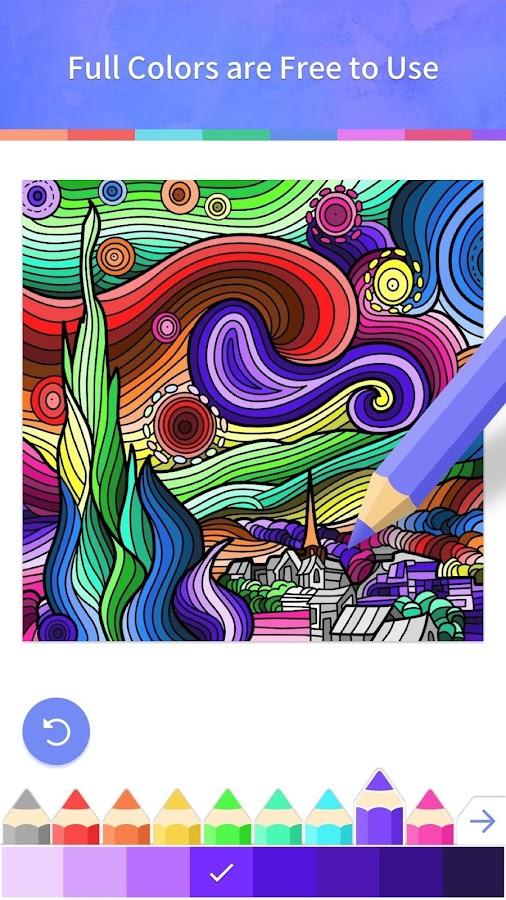coloring book screenshot - Coloring Book Games