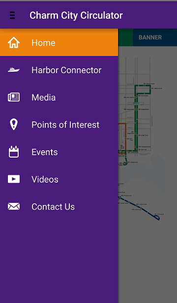 charm city circulator android apps on play