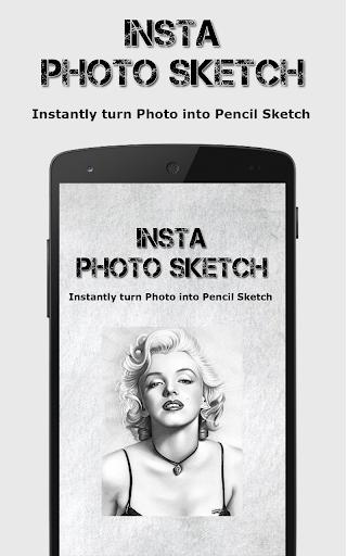 Insta Sketch Photo