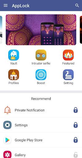 applock & photo vault -no ads , fingerprint & pin screenshot 2