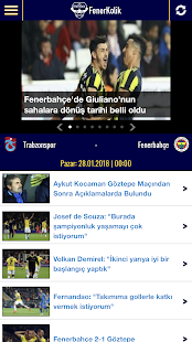 FenerKolik - Fenerbahce News- screenshot thumbnail
