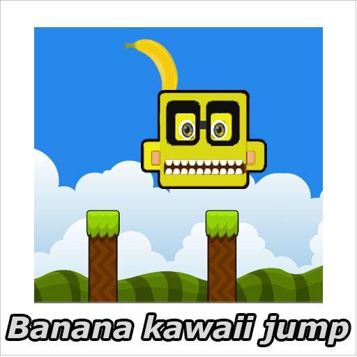 Banana Kawaii Jump Aplicacoes No Google Play