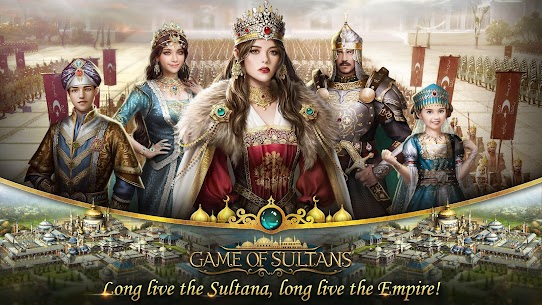 Game of Sultans MOD APK 1