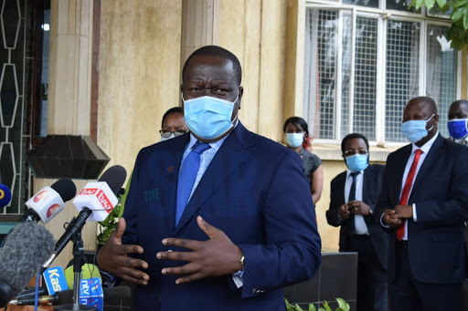 I'm not made of metal, CS Matiangi asks DCI to probe admission claims