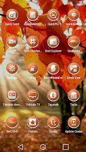 Enyo Orange - Icon Pack screenshot 4