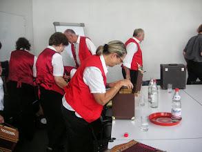 Photo: Ende Feuer und Zusammenpacken. Alles O.K