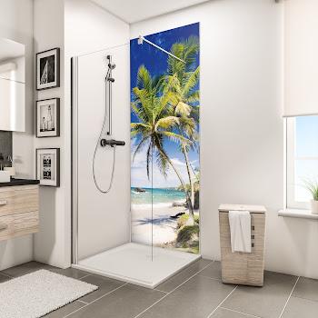 Panneaux muraux DecoDesign PHOTO, palmiers