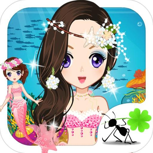 Princess Mermaid - Girls Games