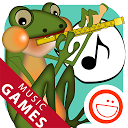 Music Games: The Froggy Bands