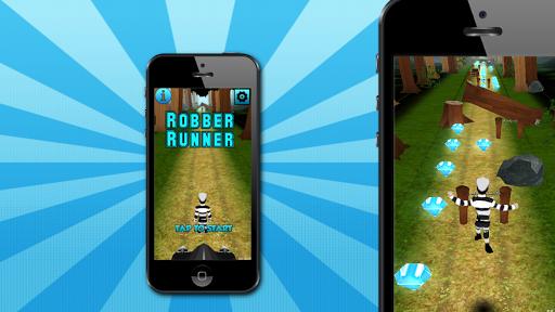 Robber Runner