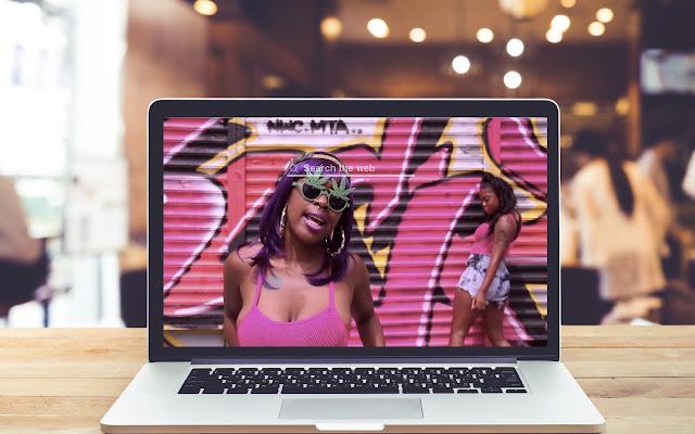BbyMutha HD Wallpapers New Tab Theme