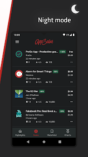 AppSales Paid Apps Gone Free & On Sale Premium 10.3 APK For Android - 6 - images: Download APK free online downloader   Download24h.Net