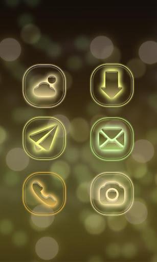無料个人化AppのSolo Launcher Lights|記事Game