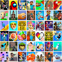 All Games, All in one Game, New Games, Casual Game icon