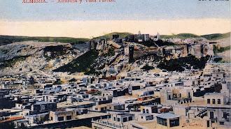 Imagen de la Alcazaba a comienzos del siglo XX.