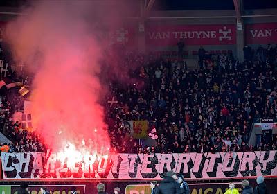 """Les supporters zébrés ont pourtant fait vibrer le Stade Arc-en-Ciel: """"Exceptionnels!"""""""