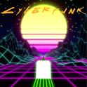 Cyberpunk Retro Endless Ultra Blade Runner icon