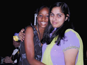 """Photo: Elizabeth Charles the """"New"""" and Ridhima Kapoor the """"Past"""" Lt. Governer"""