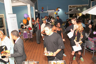 Photo: Dinner Reception - Photo courtesy of Peter Nakhid