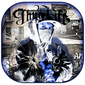 Gangster Photo Stickers Editor