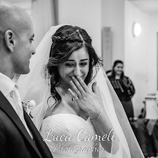 Wedding photographer Luca Cameli (lucacameli). Photo of 16.07.2017