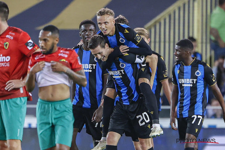 📷 Club Brugge had dringend nood aan nieuwe ploegfoto en dit is het resultaat