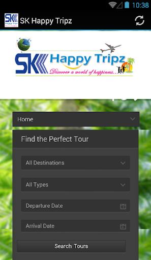 Sk Happy Tripz