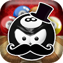 Billiard Angry 8 Ball icon