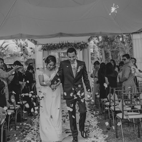 Wedding photographer Sebastián Galarza (SebastianGalar). Photo of 27.11.2017