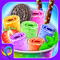 Ice Cream Roll - Stir-fried Ice Cream Maker Game icon