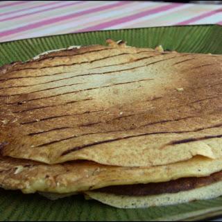 Chickpea Flour Crêpes