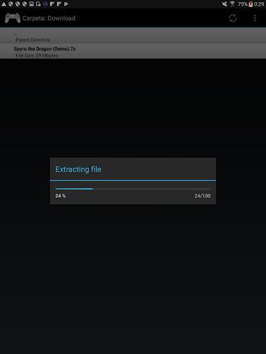 ePSXe sevenzip Plugin Screenshots 2