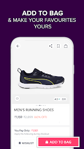 Myntra Online Shopping App – Shop Fashion & more App Latest Version Download For Android and iPhone 6