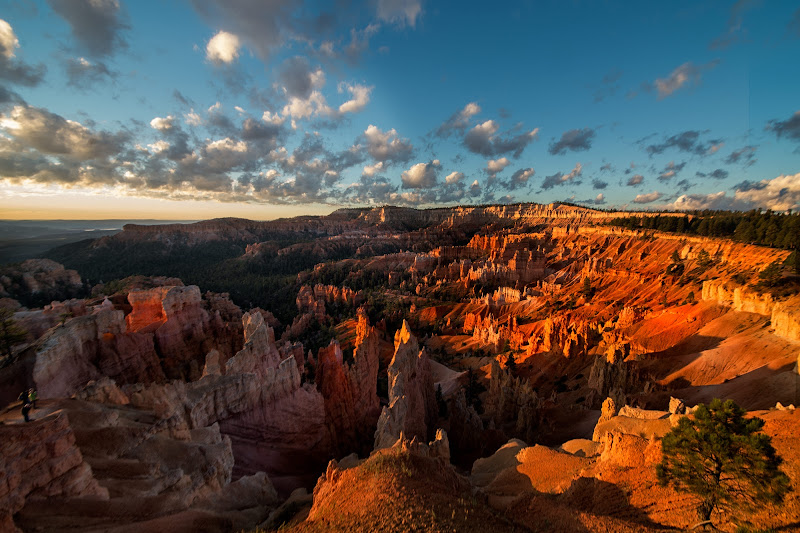 Sunrise point - Bryce Canyon di franca111