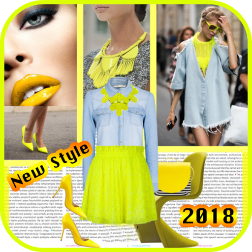 Trend clothing styles (combination 2018)