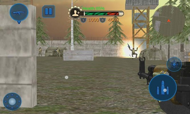 Commando Adventure Mission - screenshot