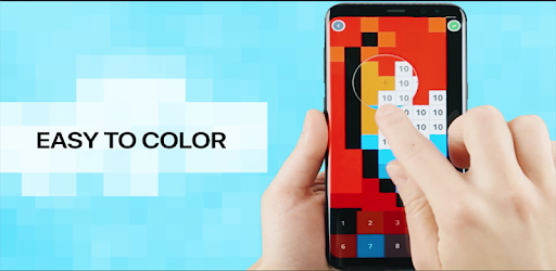 Draw Color by Number - Sandbox Pixel Art for PC