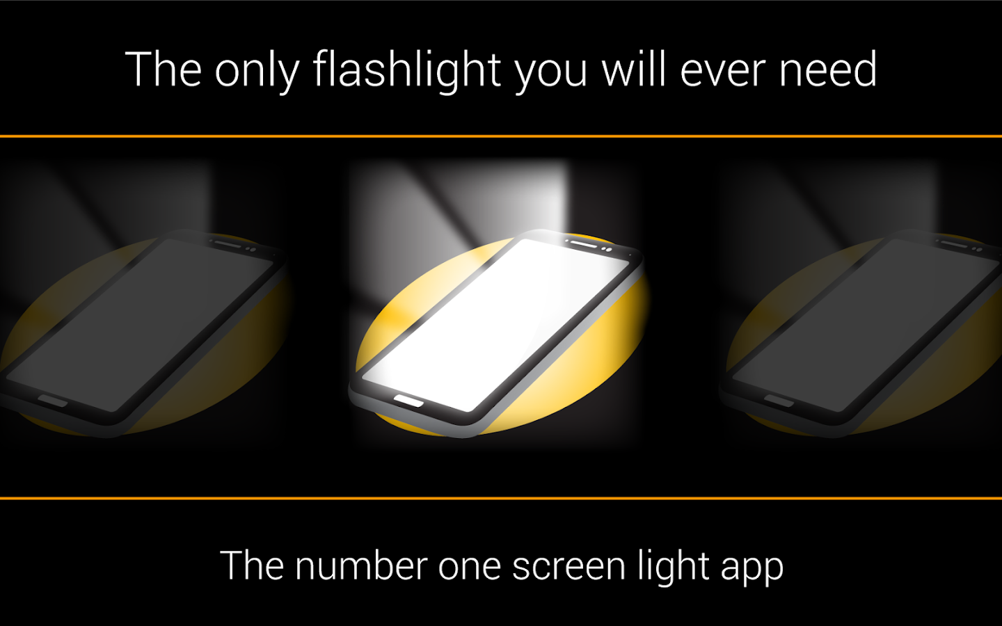 Screen Flashlight- screenshot