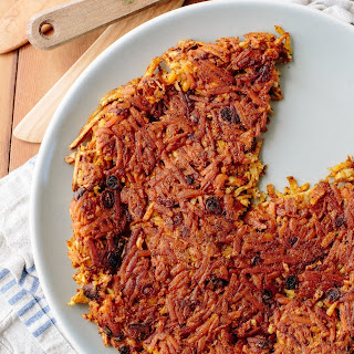 Smoky Baked Hash Browns.