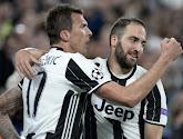 Mario Mandzukic kan in januari de overstap van Juventus naar Manchester United maken