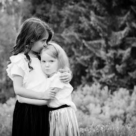 Sisters love by Klaudia Klu - Babies & Children Child Portraits