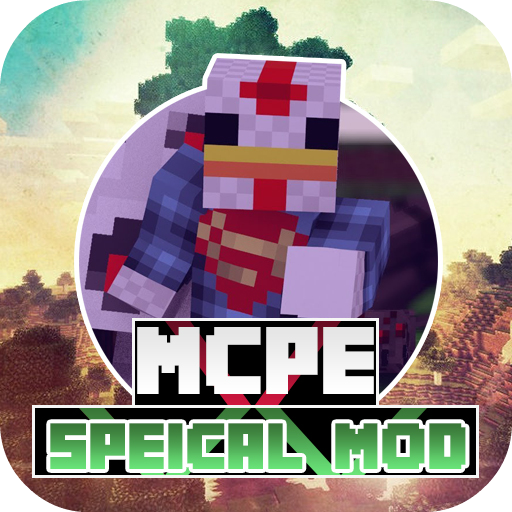 Special Mod For MCPE