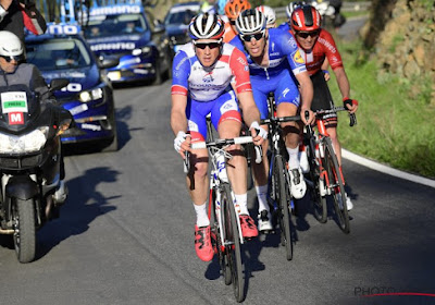 Zwitserse hardrijder wint na solo de tweede etappe in de Ronde van Romandië