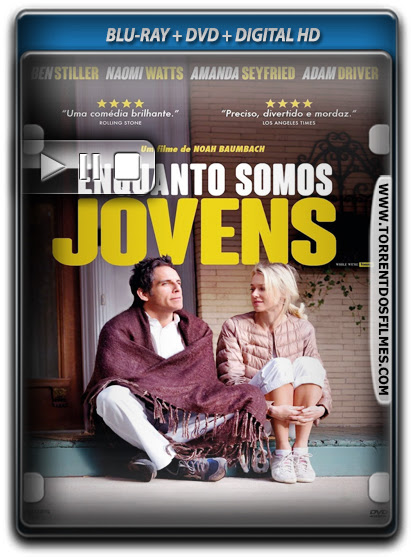 Baixar Filme While We're Young Dublado Torrent 1080p Download Blu-ray