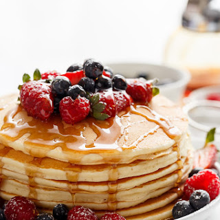 Homemade Pancakes Without Baking Powder Or Soda Recipes