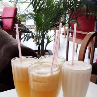 Pineapple & Coconut Juice