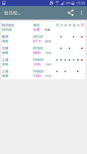玩免費交通運輸APP|下載台北松山空港 フライト情報 app不用錢|硬是要APP