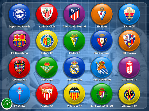 La Liga Educational games. Games for kids 6.3 screenshots 24