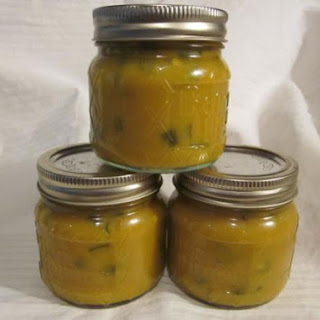 Spicy Jalapeno Mustard.